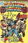 Capitaine America (French Canadian 1970-1984 Editions Heritage) Captain America 74/75