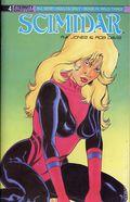 Scimidar Book 4 Wild Thing (1990 Eternity Comics) 4