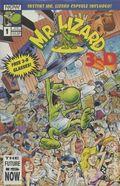 Mr. Lizard 3-D Special (1993) 1P