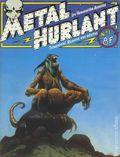Metal Hurlant (French 1975-1987 Humanoides Associes) 1
