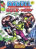 Mighty World of Marvel (1972 UK Magazine) 292