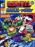 Mighty World of Marvel (1972 UK Magazine) 296