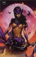 Grimm Fairy Tales Presents Horror Pinup (2019 Zenescope) 0NYCC.B