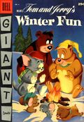 Dell Giant Tom and Jerry's Winter Fun (1954) 4