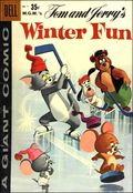 Dell Giant Tom and Jerry's Winter Fun (1954) 7