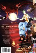 Throne of Fire HC (2015 Disney/Hyperion) The Kane Chronicles 1-1ST
