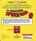 Amazing Spider-Man HC (2020 Abrams Appleseed) A My Mighty Marvel First Book 1-1ST