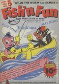 Fish'n Fun (Tippy Toy No. 5 1945 Fawcett) 5