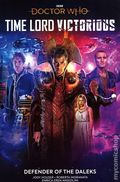Doctor Who Time Lord Victorious TPB (2020 Titan Comics) 1-1ST