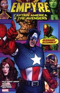 Empyre Captain America and the Avengers TPB (2020 Marvel) 1-1ST