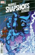 Marvels Snapshots Avengers (2020 Marvel) 1C