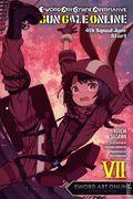 Sword Art Online Alternative: Gun Gale SC (2018- A Yen On Light Novel) 7-1ST