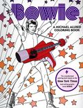 Bowie A Michael Allred Coloring Book SC (2020 Insight Editions) 1-1ST