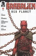 Barbalien Red Planet (2020 Dark Horse) 1A