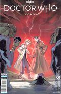 Doctor Who Comics (2020 Titan) 1D