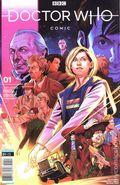 Doctor Who Comics (2020 Titan) 1E