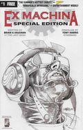 Ex Machina Special Edition (2004 DC/Wildstorm) 1