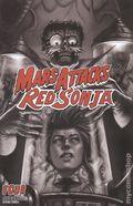 Mars Attacks Red Sonja (2020 Dynamite) 4G