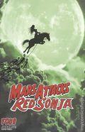 Mars Attacks Red Sonja (2020 Dynamite) 4J