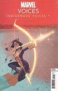 Marvel's Voices Indigenous Voices (2020 Marvel) 1D