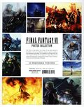 Final Fantasy VII Poster Book SC (2020 Square ENIX) 1-1ST
