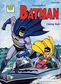 Adventures of Batman Coloring Book SC (1966) WH-1023