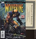Wolverine (2003 2nd Series) 20DF.SIGNED