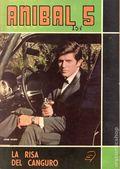 Anibal 5 (1966 Editorial Temporae) Mexico 5