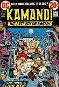 Kamandi (1972) Mark Jewelers 6MJ
