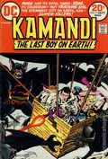Kamandi (1972) Mark Jewelers 9MJ