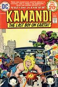 Kamandi (1972) Mark Jewelers 19MJ