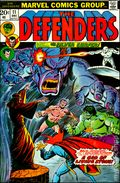 Defenders (1972 1st Series) Mark Jewelers 11MJ
