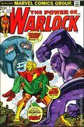 Warlock (1972 Marvel 1st Series) Mark Jewelers 7MJ