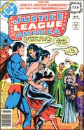 Justice League of America (1960 1st Series) UK Edition 164UK