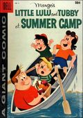 Dell Giant Marge's Little Lulu and Tubby at Summer Camp (195 2