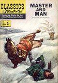Classics Illustrated (1951 Thorpe & Porter) UK 159[HRN156]