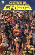Heroes in Crisis TPB (2020 DC) 1-1ST