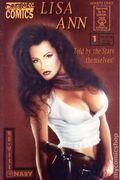 True Stories of Adult Film Stars Lisa Ann (1996 Carnal Comics) 1