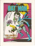 Batman The Jokers Last Laugh (1980 Mini) 1