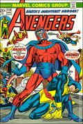 Avengers (1963 1st Series) National Diamond 110NDS