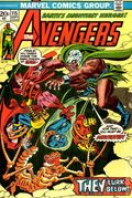 Avengers (1963 1st Series) Mark Jewelers 115MJ