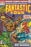 Fantastic Four (1961 1st Series) Mark Jewelers 143MJ