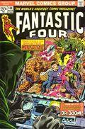 Fantastic Four (1961 1st Series) Mark Jewelers 144MJ