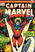 Captain Marvel (1968 1st Series Marvel) Mark Jewelers 29MJ
