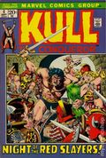 Kull the Conqueror (1971 1st Series) National Diamond 4NDS