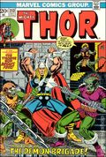 Thor (1962-1996 1st Series) Mark Jewelers 213MJ