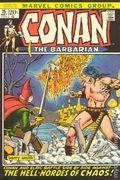 Conan the Barbarian (1970) National Diamond 15NDS