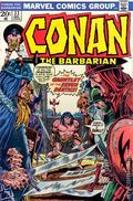 Conan the Barbarian (1970 Marvel) Mark Jewelers 33MJ