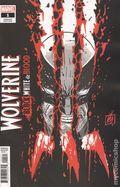 Wolverine Black White and Blood (2020 Marvel) 1B
