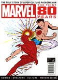 Marvel First 80 Years SC (2020 Titan Comics) The True Story of a Pop-Cultural Phenomenon 1A-1ST